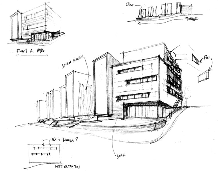 Harvey s hill sketch 1