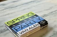 Vanalenspringparty