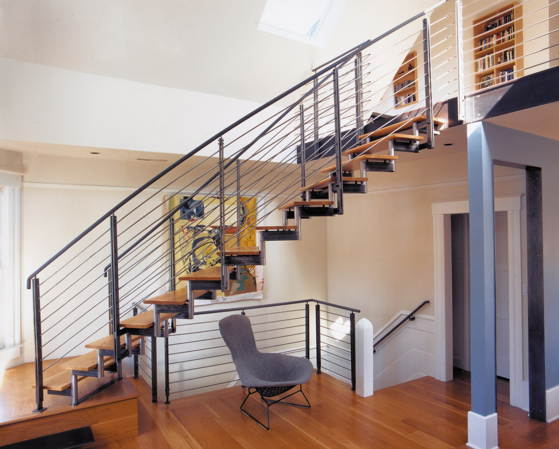 Builtform construction chenery stairs modern smaller