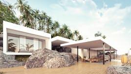 Hiriketiya boutique hotel view 13 architecture a designstudio