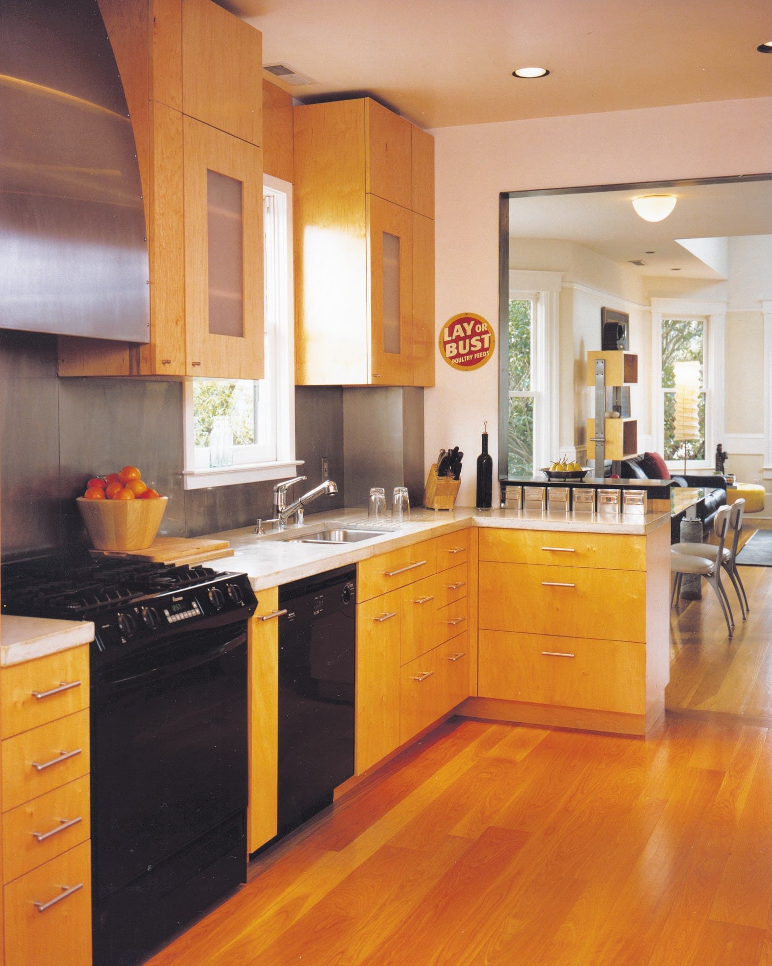 Builtform construction chenery kitchen wood smaller copy