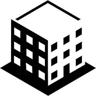 Chicago cityscape logo