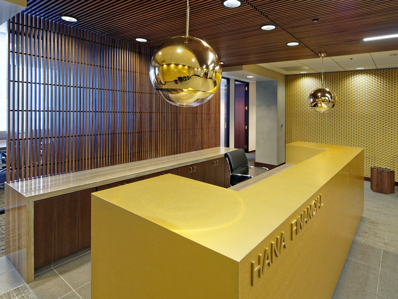 Hana financial 5