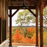 Six mile lake rustic cabin