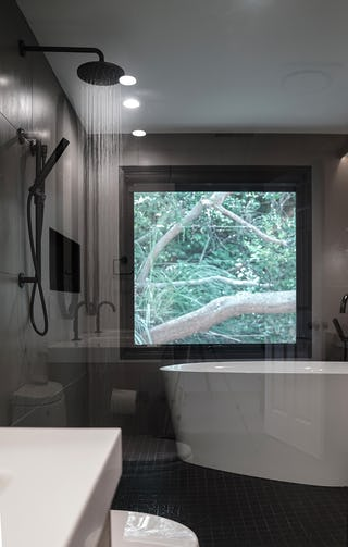 Isoideas feifei feng house design bathroom