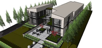 Harbor springs michigan modern architect