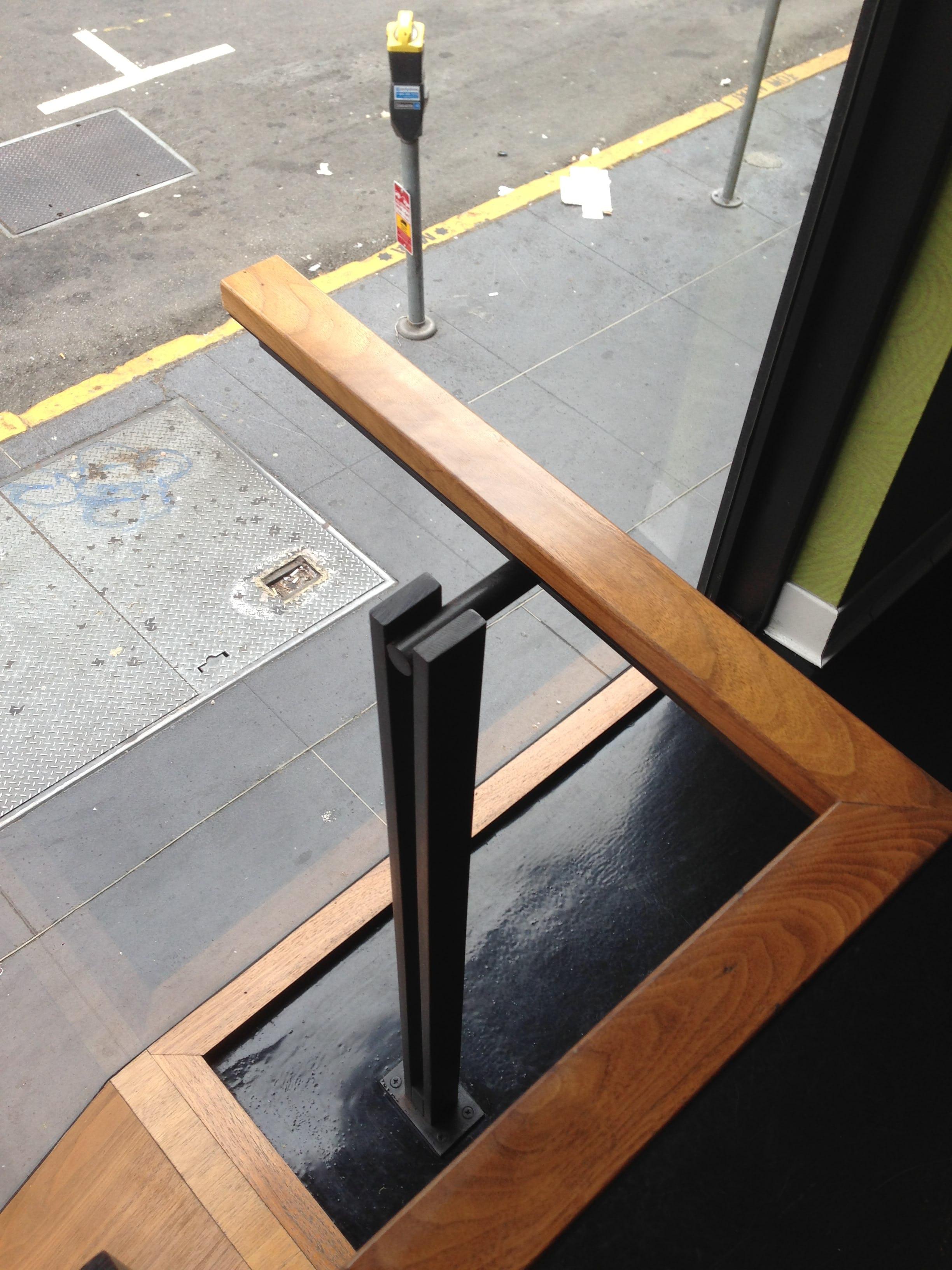 Claudine railing2
