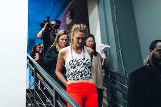Karlie kloss adidas six 02 nyc event tom bender 43
