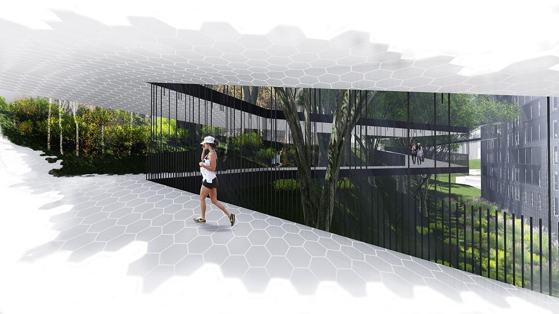 Architecture at zero piezein circuit tree bridge lo res