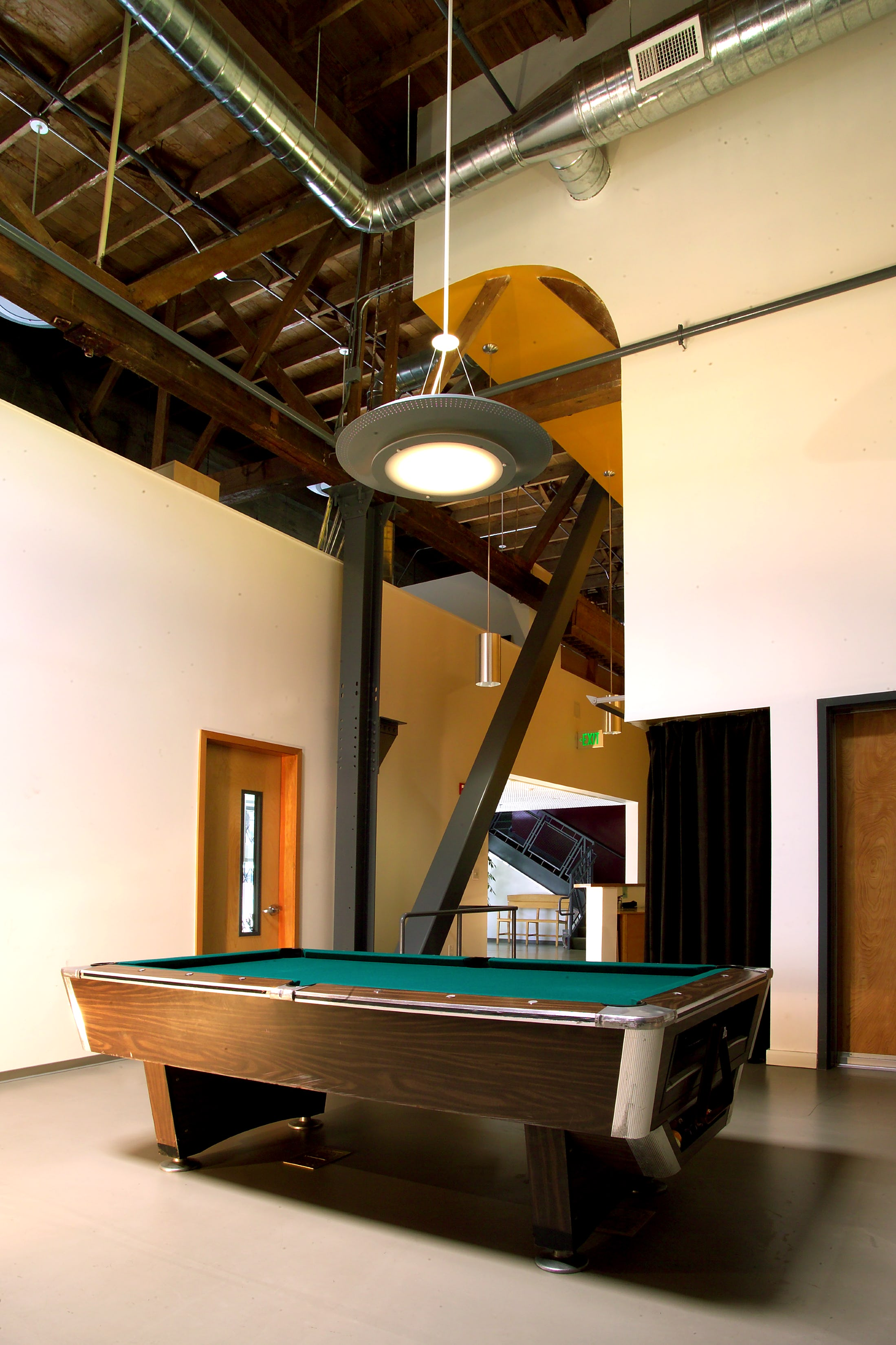 Oscar pooltable
