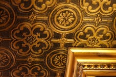 Gaspar detail ceiling