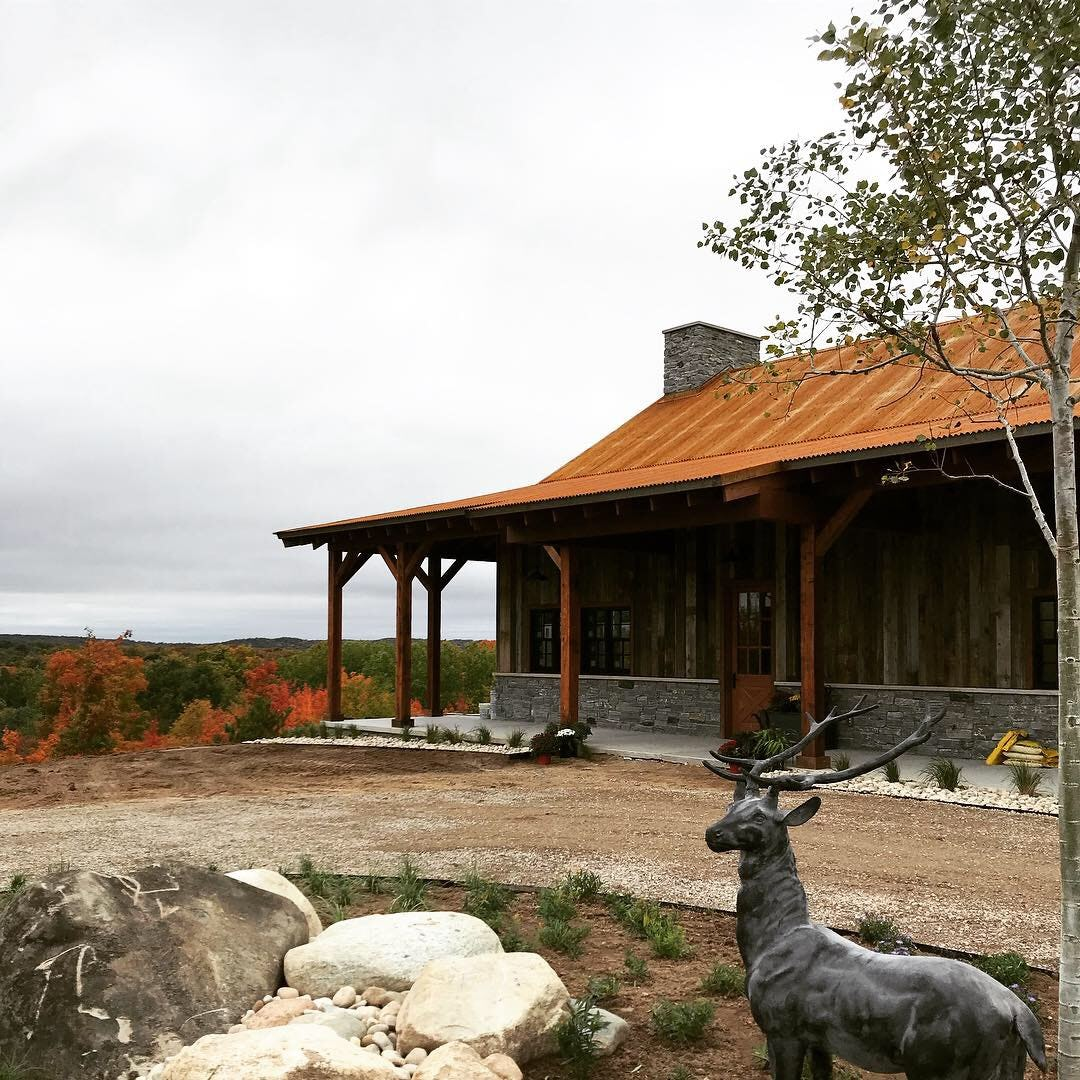 Six mile lake northern michigan cabin