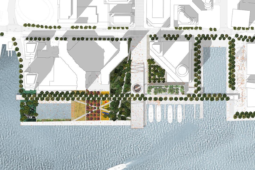 Rvtr jack layton ferry terminal 12