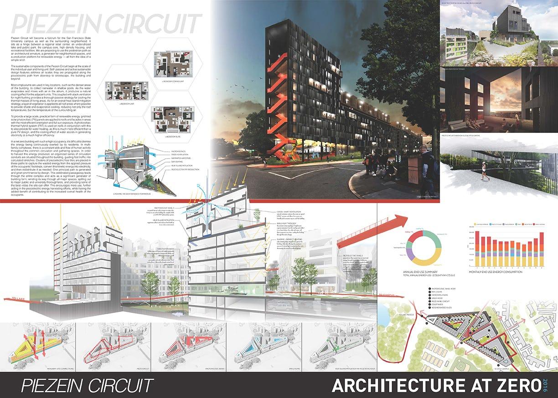 Architecture at zero piezein circuit design board lo res