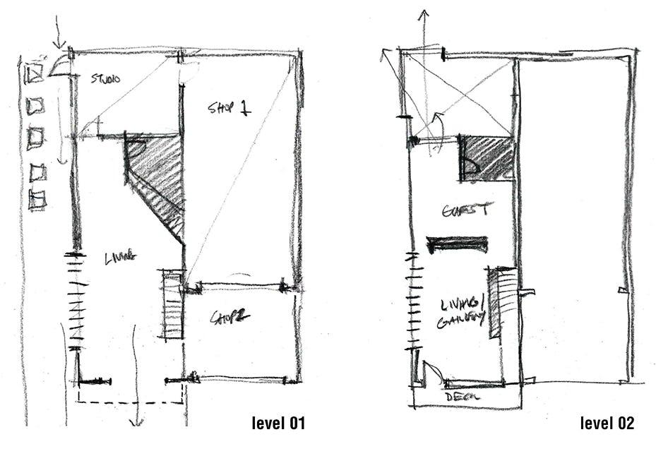 Modus studio manzeum sketch 01