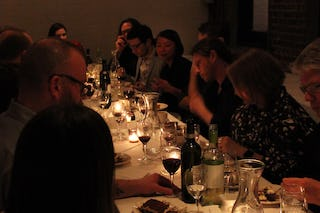 Modus studio emerging voices dinner