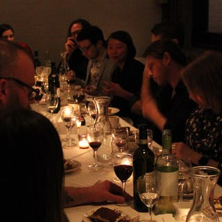 Modus studio emerging voices dinner