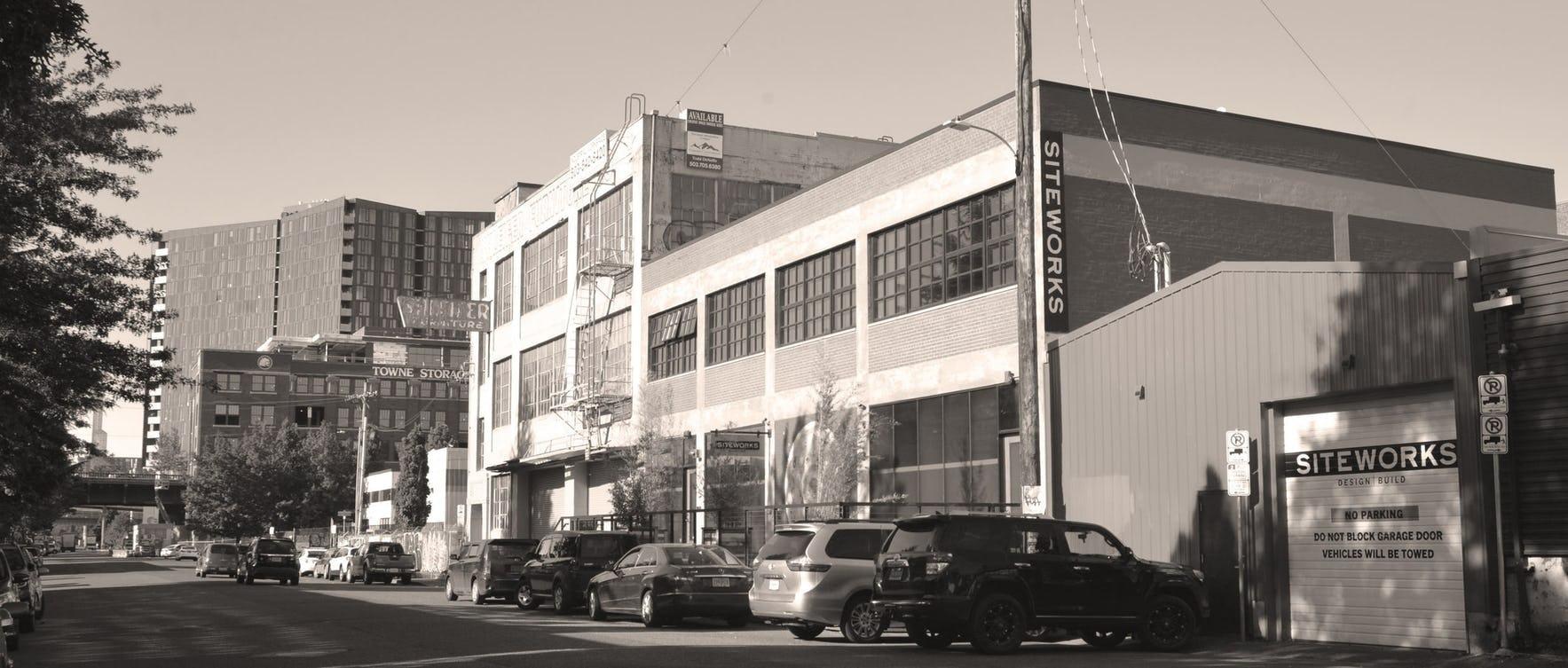 About siteworks designbuild urm portland adaptive reuse 1
