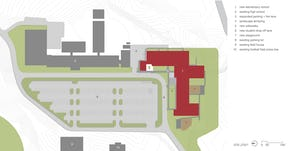 Melbourne site plan web