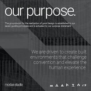 01 modus studio guiding principles purpose statement