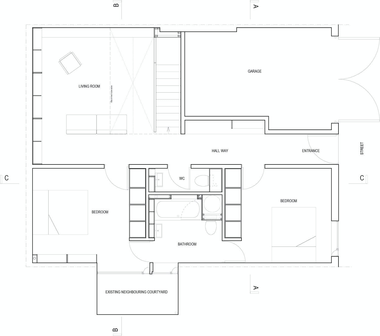 Dive mews house23