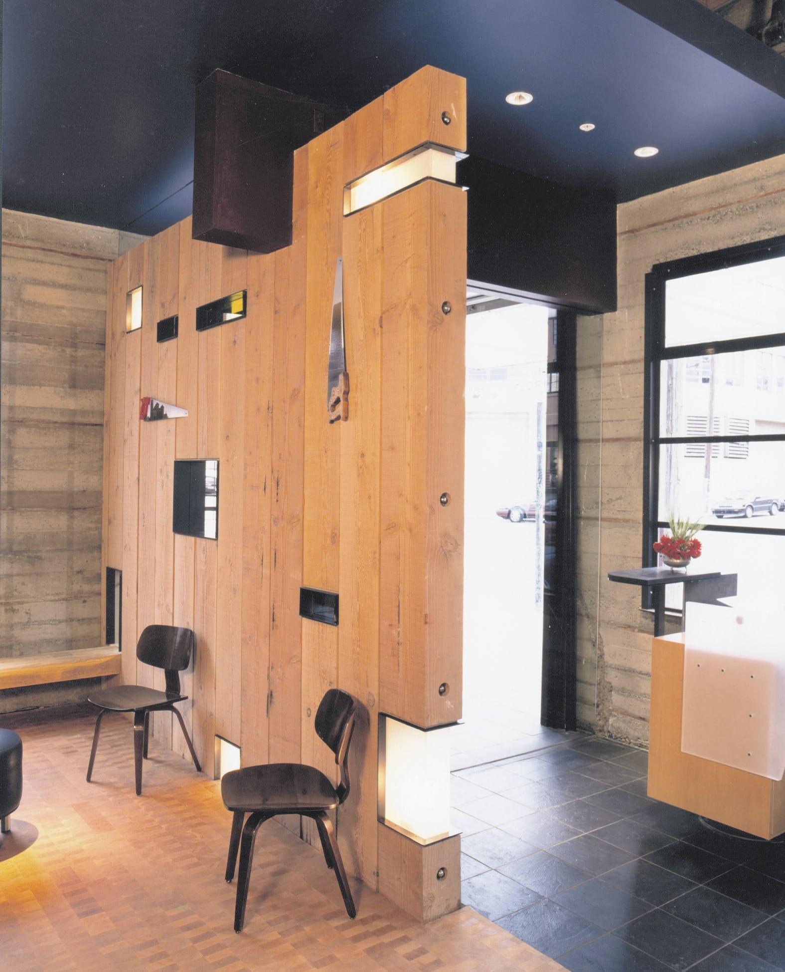 Builtform construction gordons wood chairs windows modern smaller copy