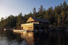 Muskoka boat house 5 2