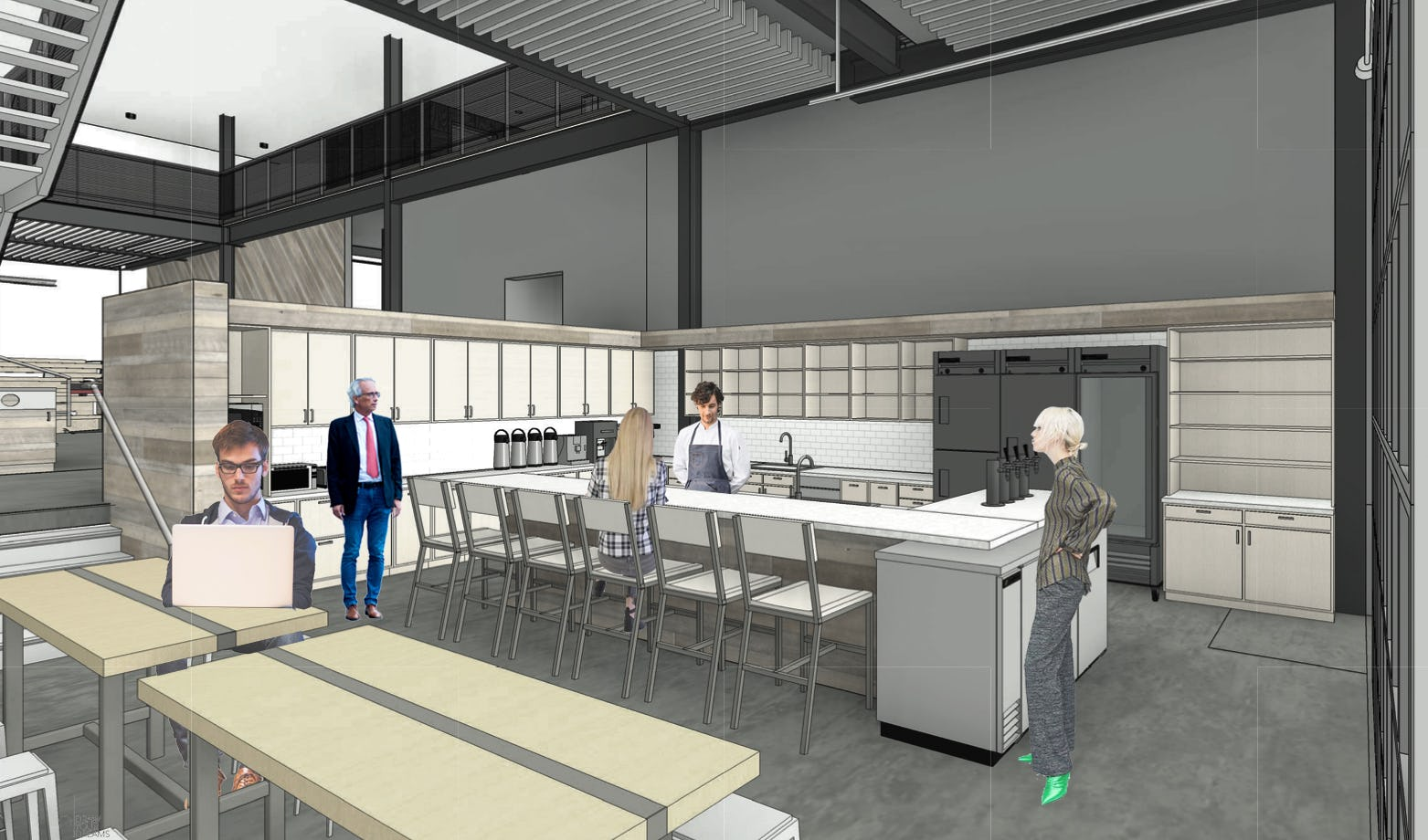 Madave kitchen urm portland adaptive reuse