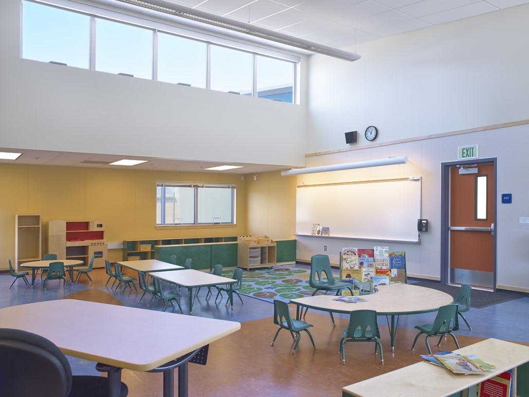 Stonehurst classroom