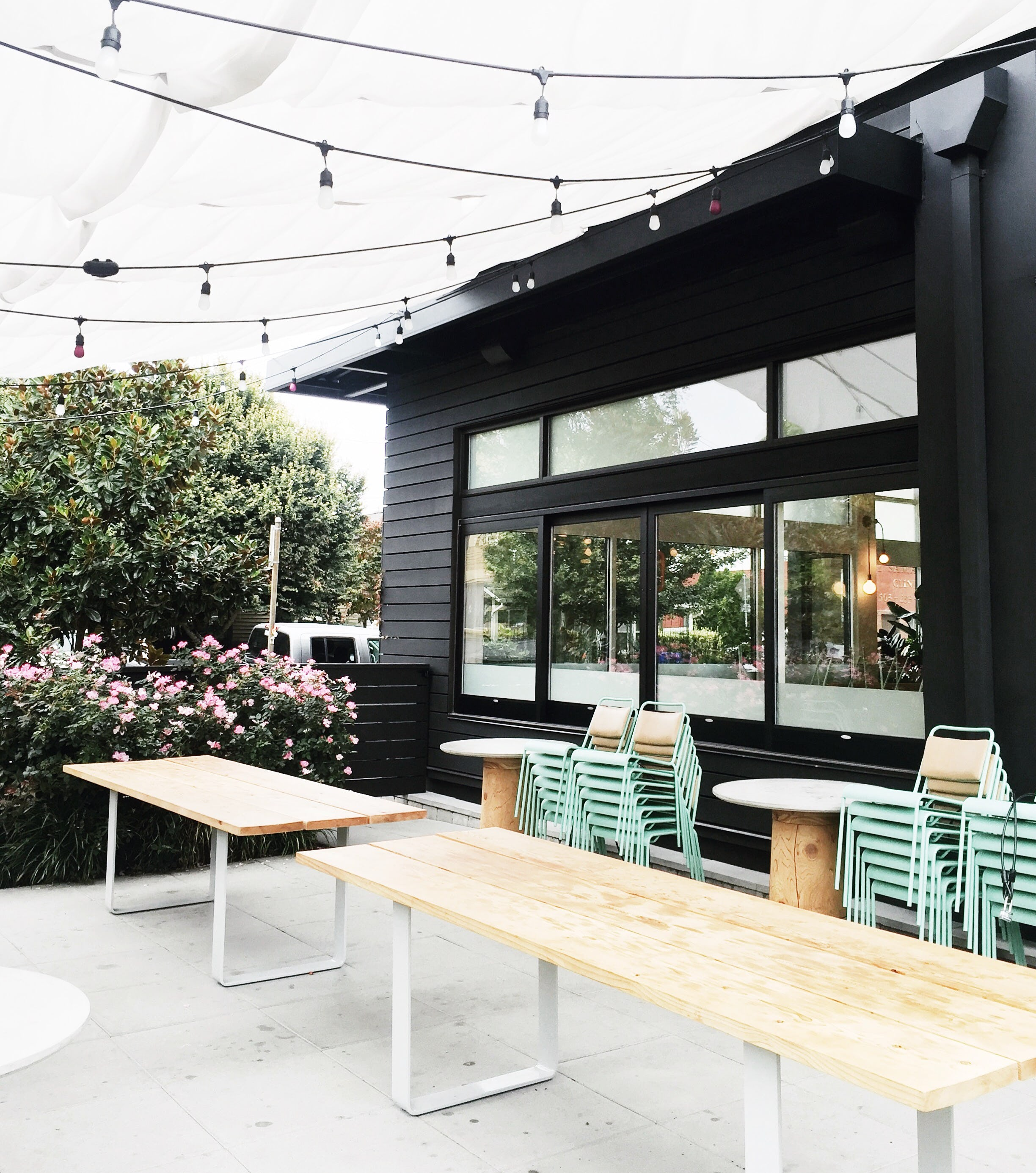 Tusk patio