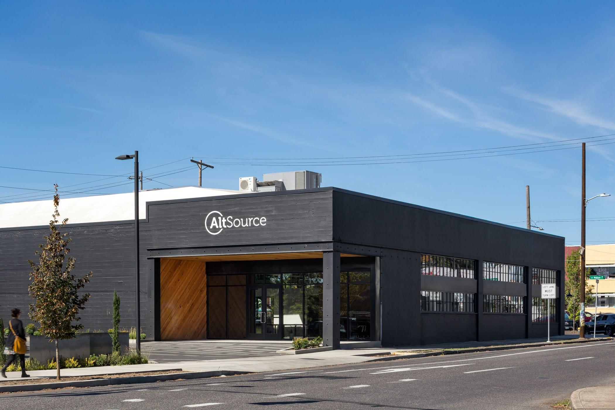 Altsource eastside exterior