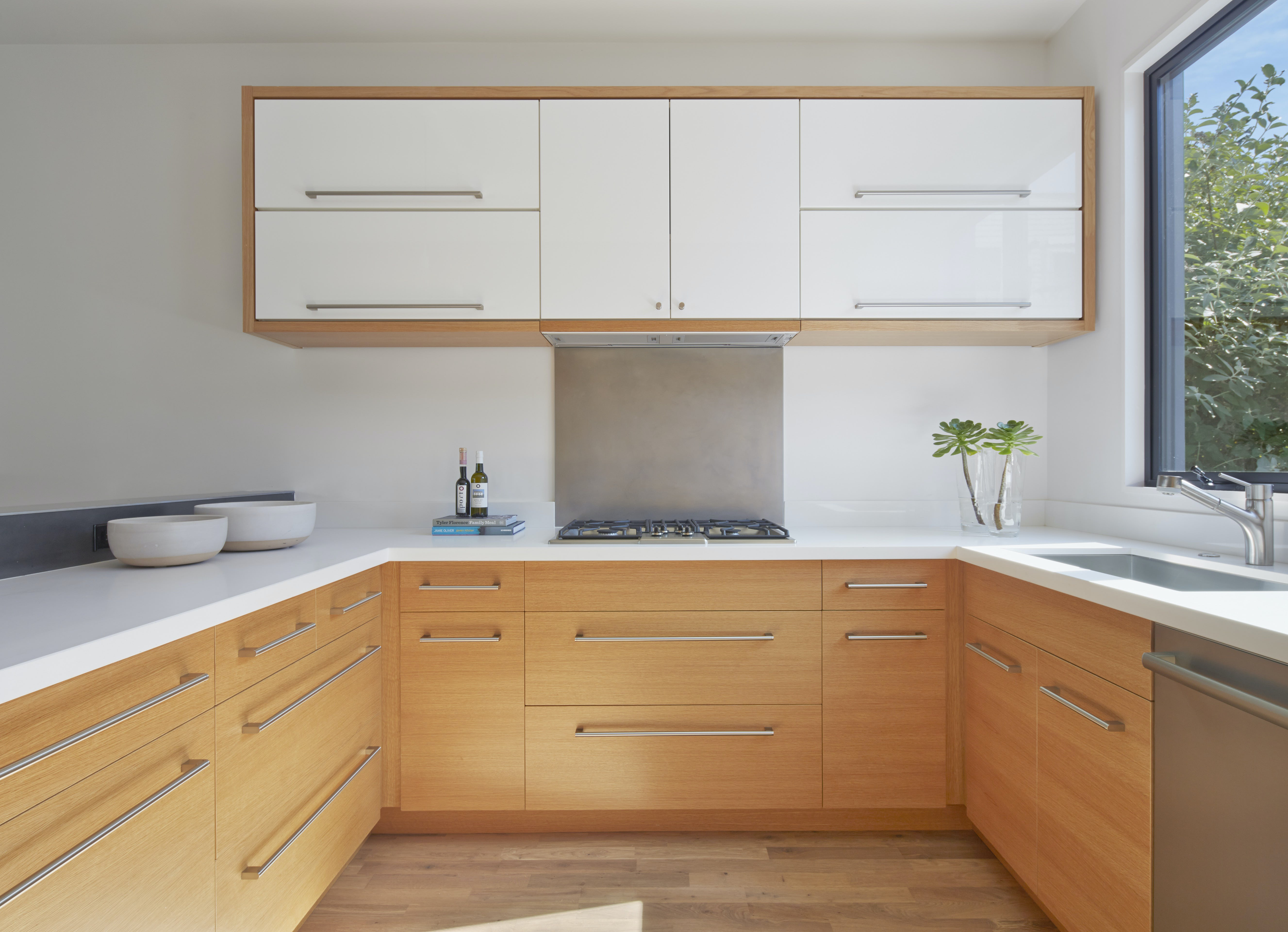 Builtform construction  steelhouse1 2 kitchen wood modern