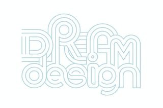 Dream design web logo final