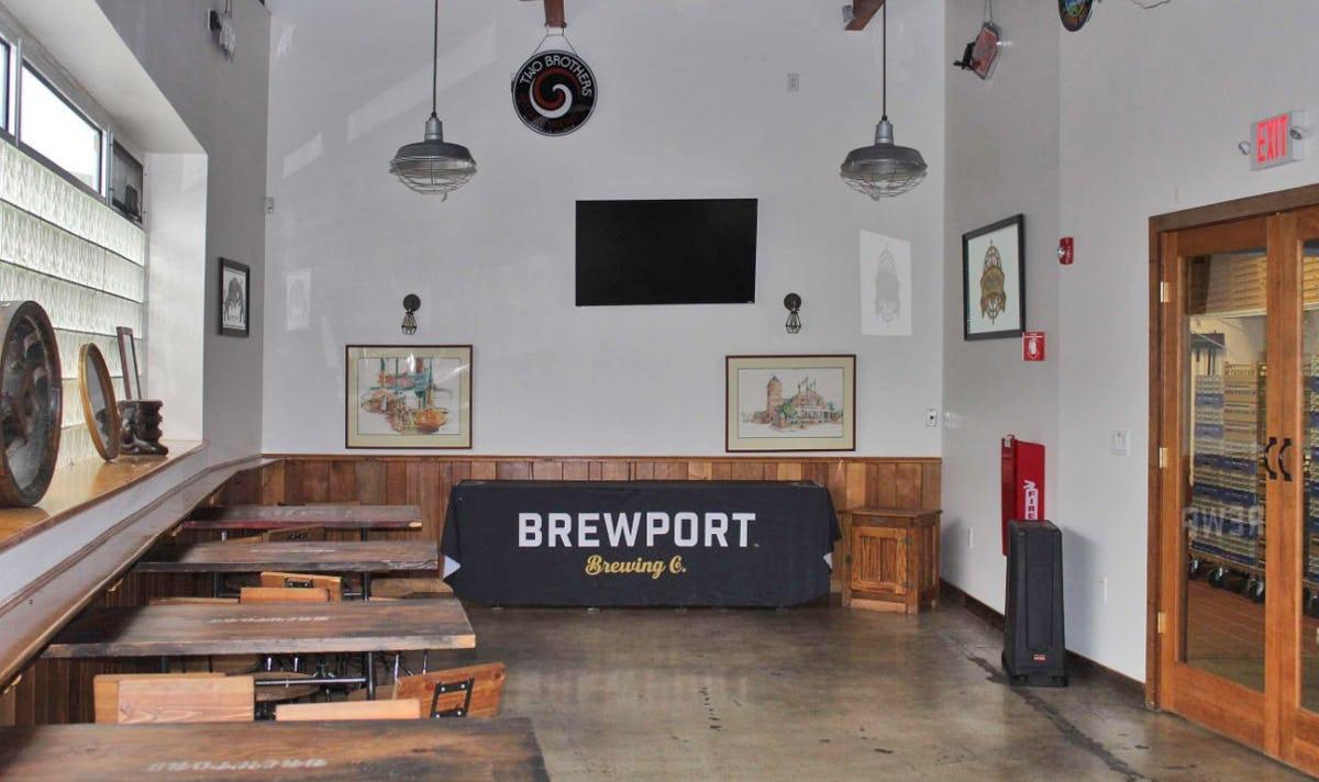 Private dining interior