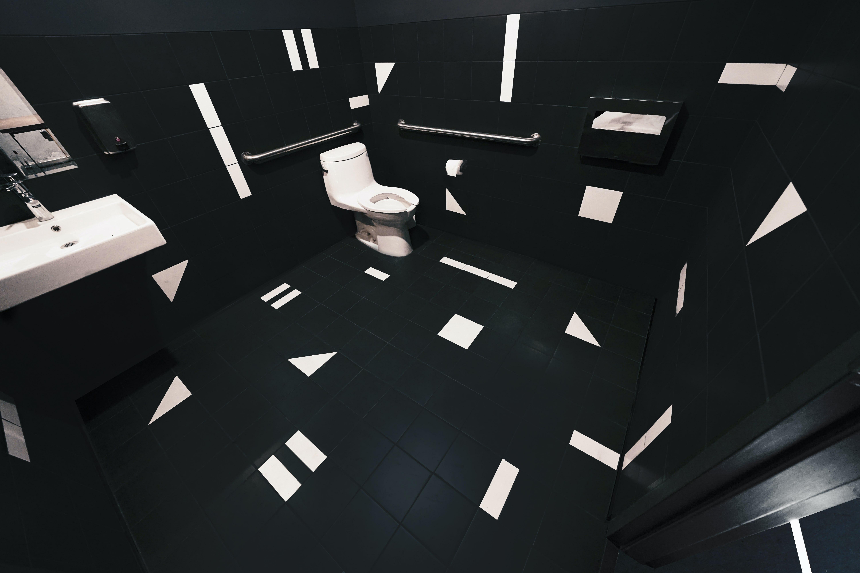 Iso ideas plaform 248 sf cafe restroom feifei feng