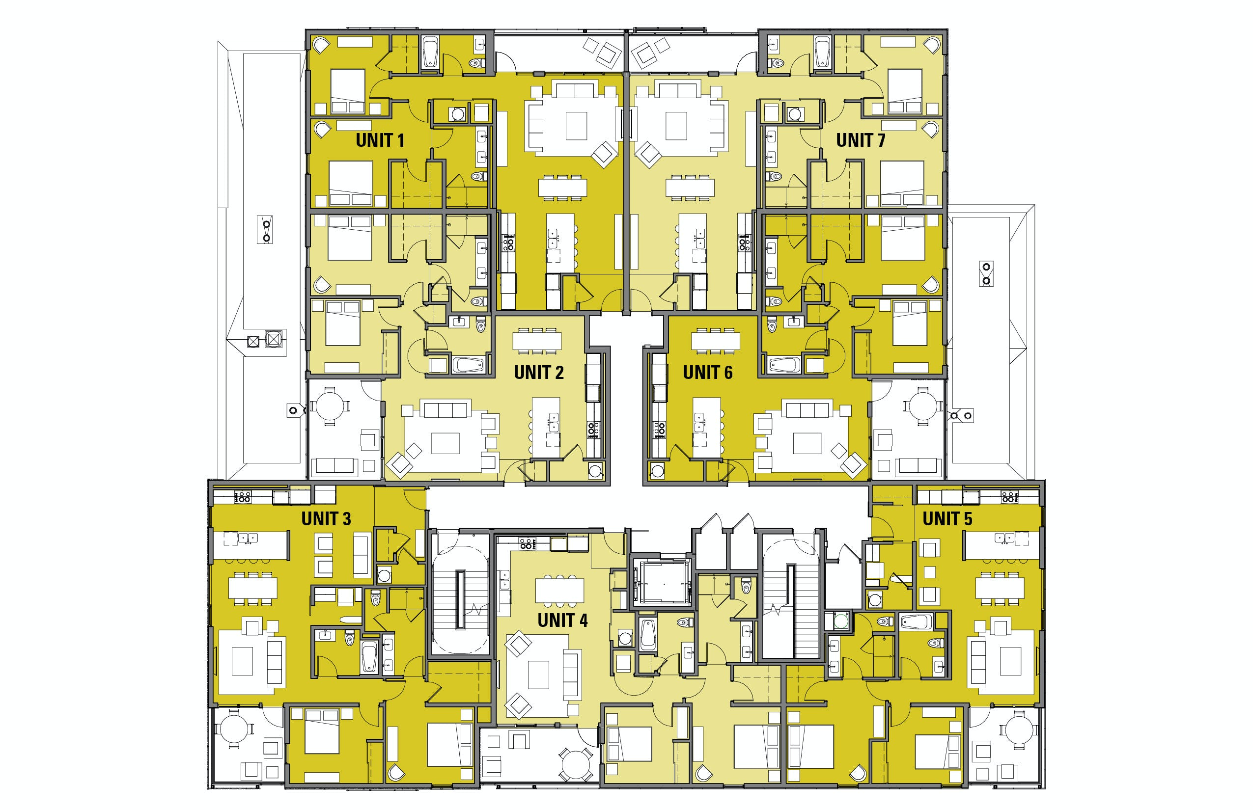 Level architecture incorporated level 2 plan 01
